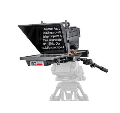 """Master Series 17"""" SDI Prompter with Medium Wide Angle Hood and Pro Plate"""