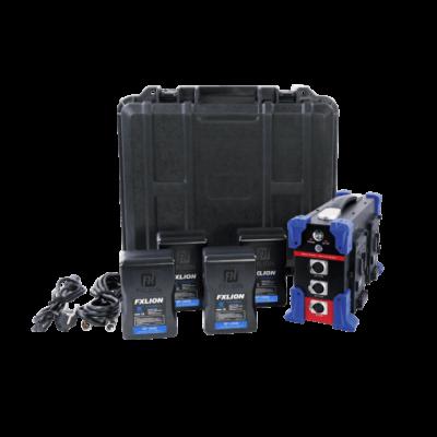 Skypower 48V kit PL-4DC48S*1+BP-250S*4