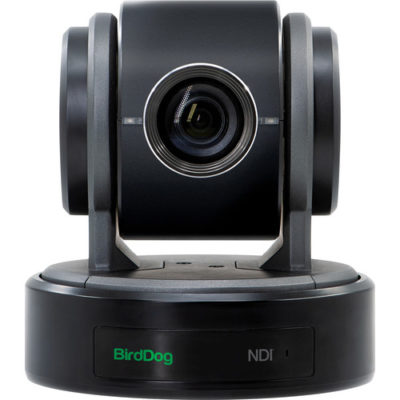 Eyes P100 1080P full NDI PTZ Camera with SDI (Black)