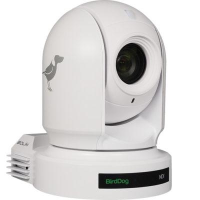 Eyes P200 1080P Full NDI PTZ Camera w/Sony Sensor & HDMI/3G-SDI (White)