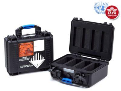 4-Battery UN Certified Flight Case