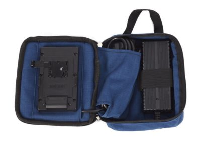 1 channel 6.0A portable V-Lock charger with carrying case