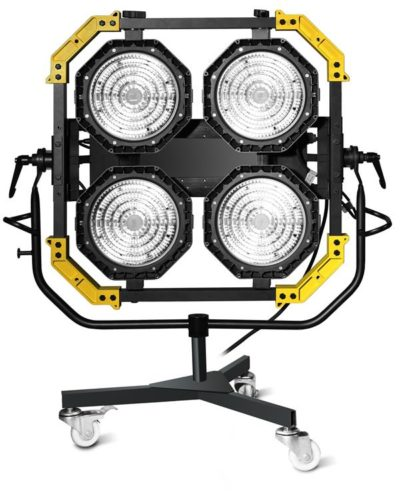 LUXED-4 Bi-Color LED Spotlight (720W)