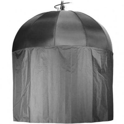 Black/Silver Skirt for the AIRLITE TUBE (1000W)
