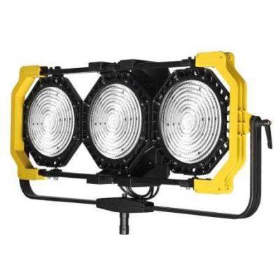 LUXED-3 Bi-Color LED Spotlight (540W) w/ Lumenradio
