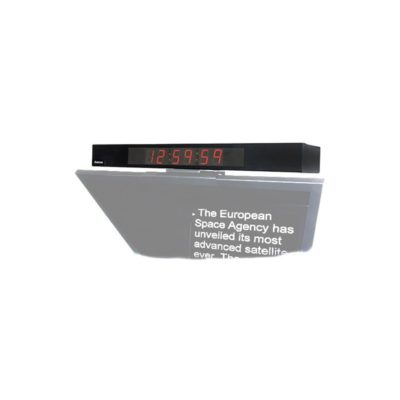 Digital Clock - LTC and VITC